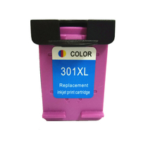 vilaxh 301 Refilled Ink Cartridge Replacement for hp xl 301XL Deskjet 1000 1050 2000 2050 3000 3050 3050a printer