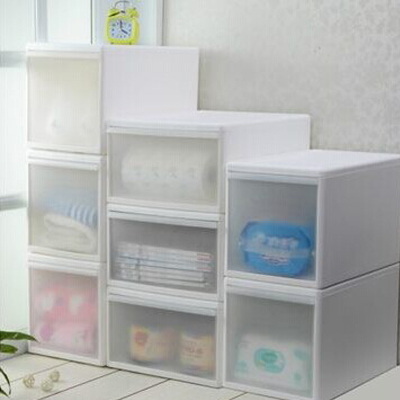 2014 Sale Makeup Organizer Caixa Organizadora Ying Shang Ju Baby Clothes  Storage Box Drawer Lockers Finishing