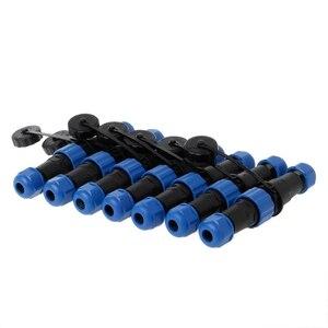 IP68 SP16 2Pin/3Pin/4Pin/5Pin/6Pin/7Pin/9Pin водонепроницаемый светодиодный разъем L15