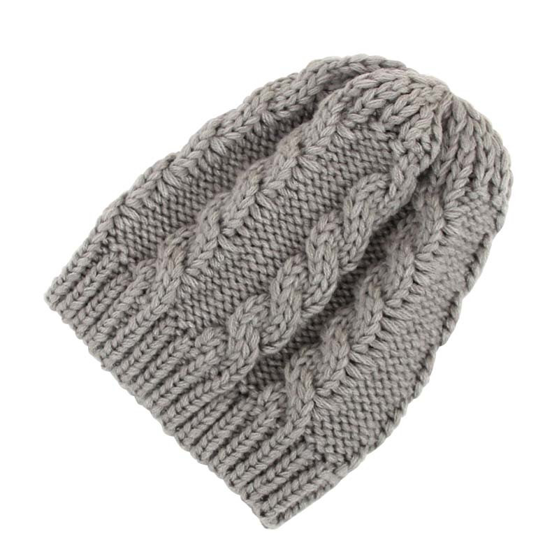 Fashion Hot 1 pc 2017 Cute Winter Autumn Crochet Baby Hat Girl Boy Cap Unisex Beanie Baby knitted toddlers New Children Grey hot winter beanie knit crochet ski hat plicate baggy oversized slouch unisex cap