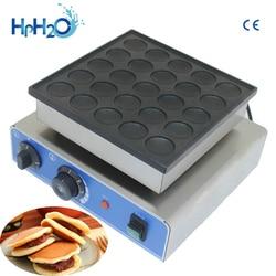 CE approved commercial 25 pcs dorayaki mini dutch pancakes machine mini Poffertjes Grill