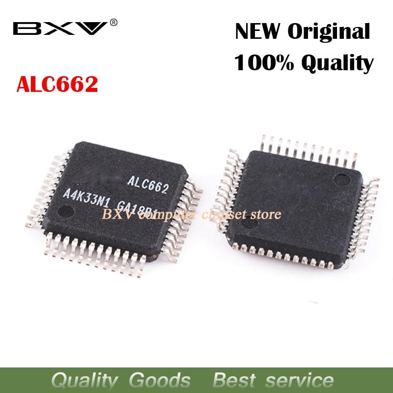 Envío libre 2 unids/lote ALC662-GR ALC662 qfp nueva original - a629