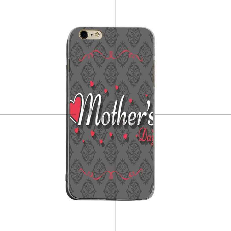 Yinuoda لدي أفضل أمي في العالم الفاخرة طباعة الساخن الأزياء متعة الديناميكي الهاتف حقيبة لهاتف أي فون XSMax X XS XR 7 8 زائد 6 6 ثانية 6 زائد