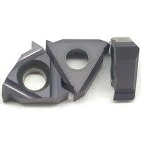 10 pces 11ir a60 smx35 carboneto de inserção rosca torneamento ferramenta de torneamento inserção ferramentas inserção carboneto cnc máquina|Acessórios para ferramenta elétrica|   -