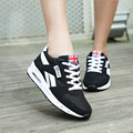 2017 Summer Spring Casual fashion Mesh Breathable Shoes Women Ladies Thick-Bottomed air-cushion Sport Casual Shoes EUR 35-40