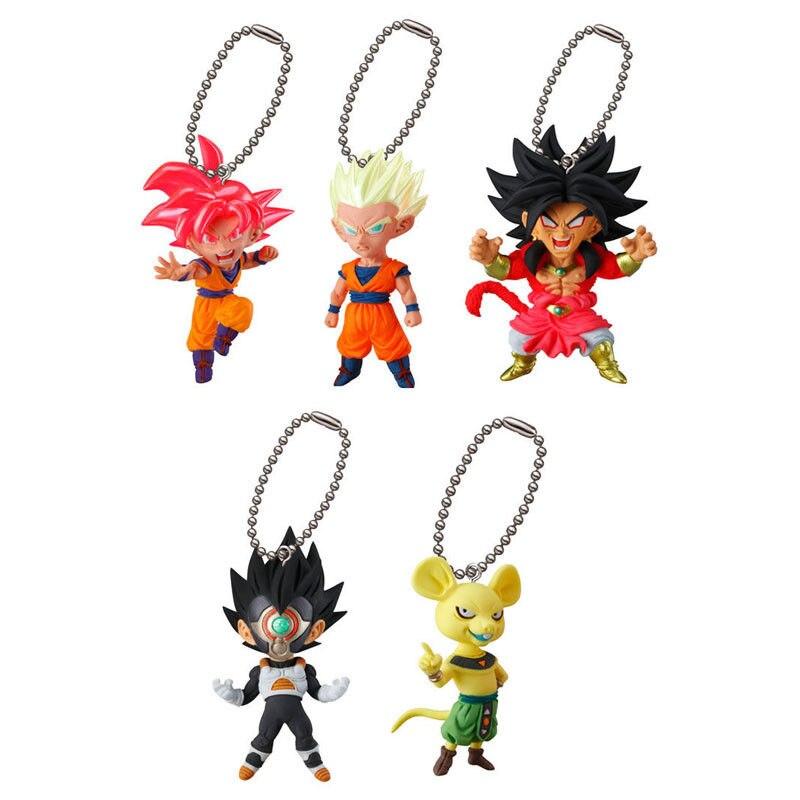где купить Dragon Ball SUPER Figure Gashapon UDM BURST 27 Ultimate Deformed Mascot Toy 100%Original по лучшей цене