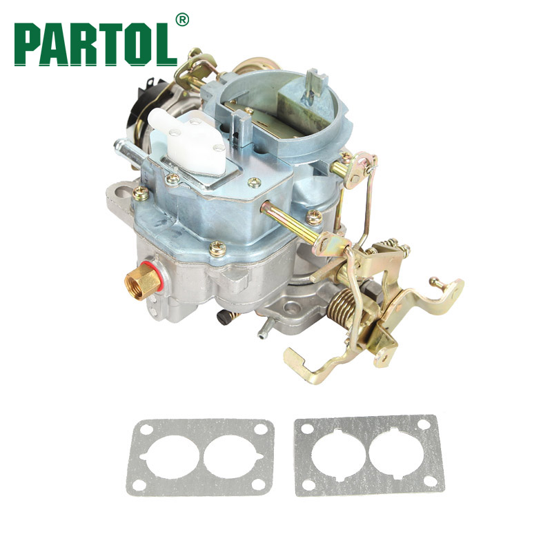 Partol Car Carburetor 6 CYL 2-Barrel Carter Type BBD Carburetor 4.2L 258Cu.In Engine AMC for Jeep Wrangler CJ5 CJ7 12V 24V new car carburetor for jeep 258 engine replacement parts high power engine fits for jeep high quality