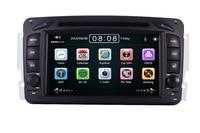2din 7 dvd плеер автомобиля для Mercedes Benz W209 W203 W168 W463 Viano W639 Vito Vaneo 3 г gps BT Радио USB SD Canbus Бесплатная 8 ГБ карта