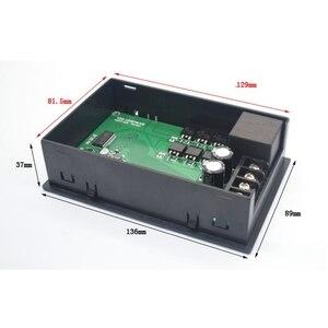 Image 5 - شاشة ديجيتال 0 ~ 100% قابل للتعديل تيار مستمر 12 فولت 24 فولت 36 فولت 48 فولت 40A PWM وحدة تحكم في سرعة محرك التيار المستمر توقيت تحكم عكسها