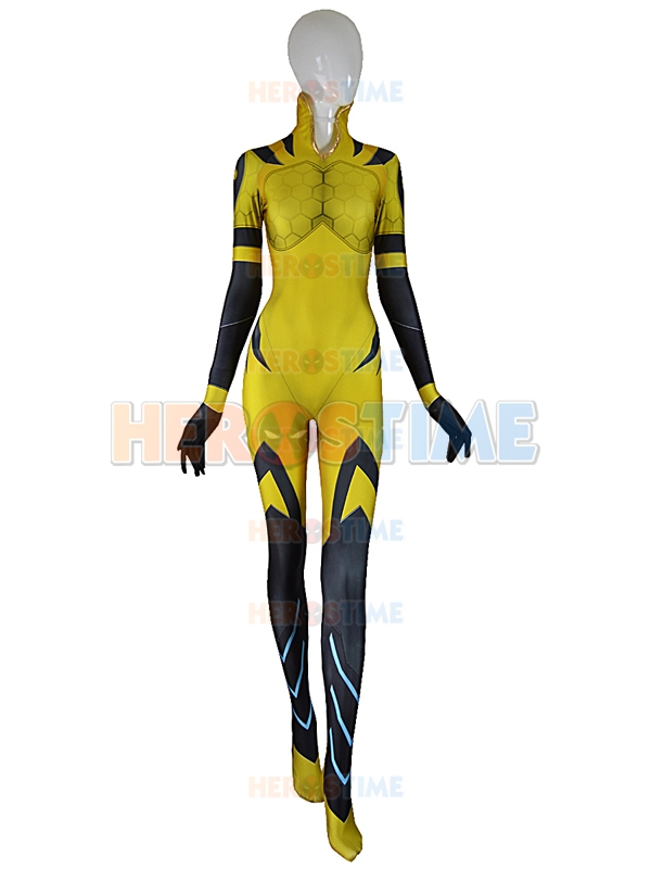 B.Va Cosplay Costume D.Va 3D print bva Skin game Cosplay zentai Suit Halloween Fullbody Lady Superhero Costume