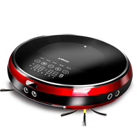 Sweeping Robot Vacuum Cleaner Intelligent Planning Household Mop Vacuuming Aromatherapy Led Wipe Machine Slim