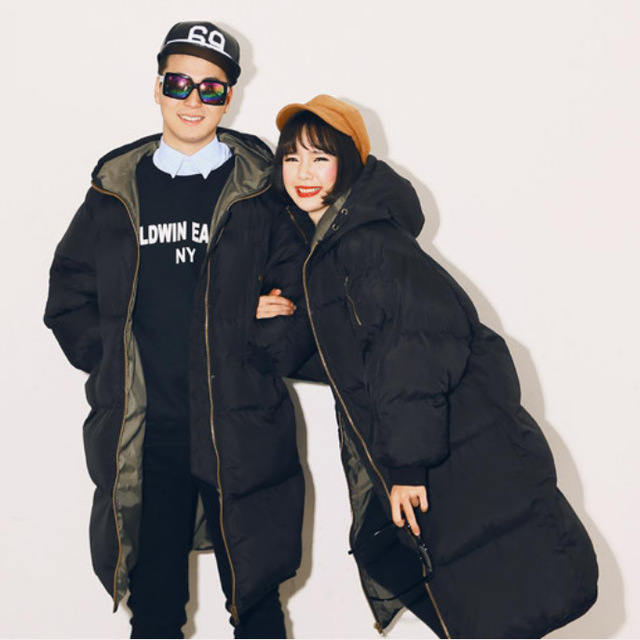 3367ba4f42f extra warm winter coats green parka jackets women extra large womens winter  coats korean winter ladies