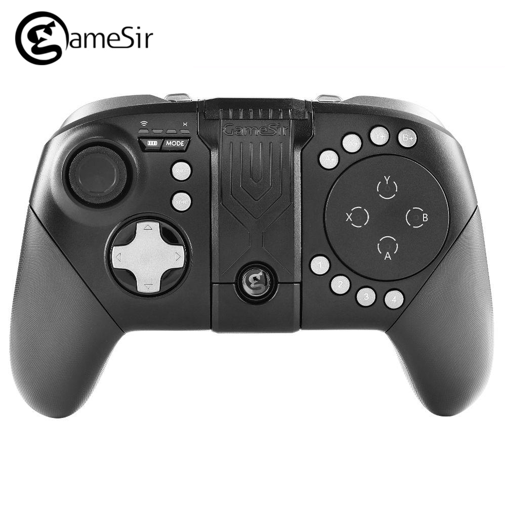 Originale GameSir G5 Gamepad Bluetooth 5.0 Controller di Gioco Wireless Trackpad Touchpad Con Staffa Joystick Per I Telefoni Android