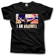 HARDWELL TRANCE HOUSE SHIRT MUSIC PARTY MUSIC FESTIVAL DJ IBIZA Harajuku Tops Fashion Classic Unique t-Shirt gift free shipping ade 2018 hardwell