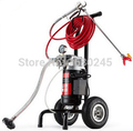 Airless Spray Gun Electric Paint Sprayer Electric M819-A Machine with 50cm extend pole 517/519Nozzle Tips painting equipment