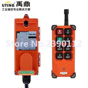industrial wireless redio remote control F21-E1B for hoist crane