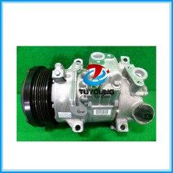 Sprężarka klimatyzacji samochodowej 6SEU14C dla Toyota Allion Isis Premio 447260-1496 883101A770 ac sprężarka/pompa powietrza R134A