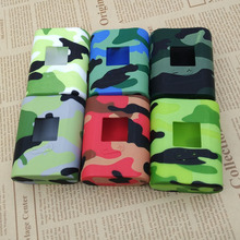New Design AL85 Camouflage Silicone Case  Protective Silicone Case For SMOK Alien 85W Box Mod Alien Mini Alien Baby