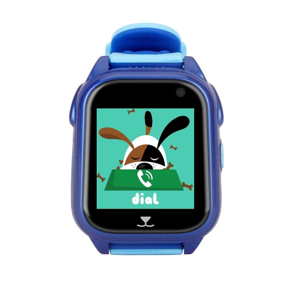 Pewant montre bébé intelligente avec caméra GPS SOS appel localisation dispositif Tracker sûr Anti-perte moniteur montre intelligente pour enfants enfants - 3