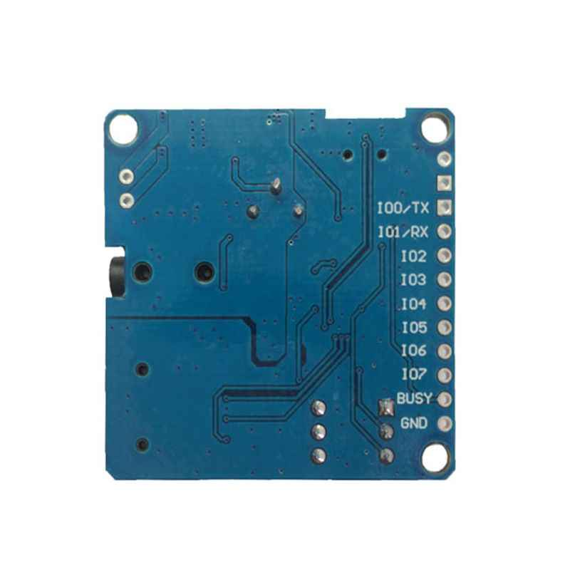 Mini DY-SV5W MP3 Player Module Trigger / Serial Port Control Audio Voice  Playing Board