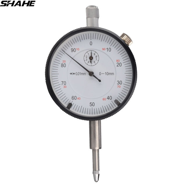 0  01 Mm Dial Indicator Dial Gauge Indicator Measurement Instrument