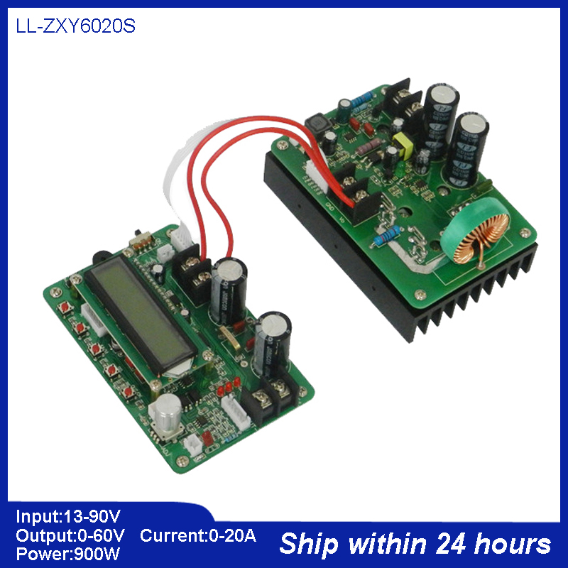 Single Output,Superpower and Programmable Switching Power Supply/DC to DC Voltage Stablized Supply /60V 20A 1200W Buck Converter new original dc voltage regulator precision adjustable switching power supply 400v 1a 220v programmable power supply