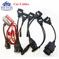 Best Quality Car Cables For CDP Pro Plus TCS Scanner and Full Set 8pcs Car Cables OBD2 Diagnostic Interface