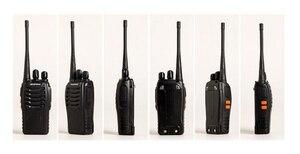 Image 3 - 2 個オリジナル Pofung BF 888S 2 双方向ラジオ局トランシーバードライバアマチュア無線キット Interphon インターホン baofeng 888