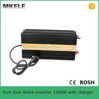 MKP1500 122B C 1500w Power Inverter 1500w 12v 220v Pure Sine Wave 1500w Inverter Dc To