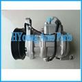 Compresseur de climatiseur 10S17C de voiture | Pour Toyota Crown 88320-30651 447200-0112 447200-6129 471 0152-471 0153