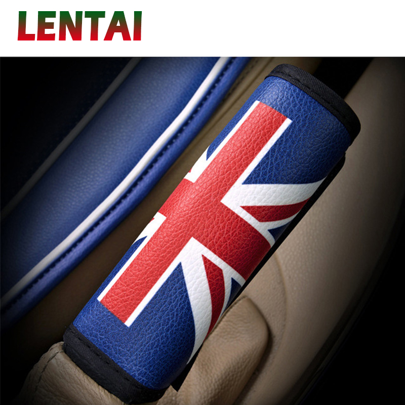 LENTAI 1Pc Auto Car Handbrake Cover Leather For Fiat VW Polo Golf 5 MK4 4 MK7 Touran T5 Bora Skoda Fabia Yeti Superb Accessories