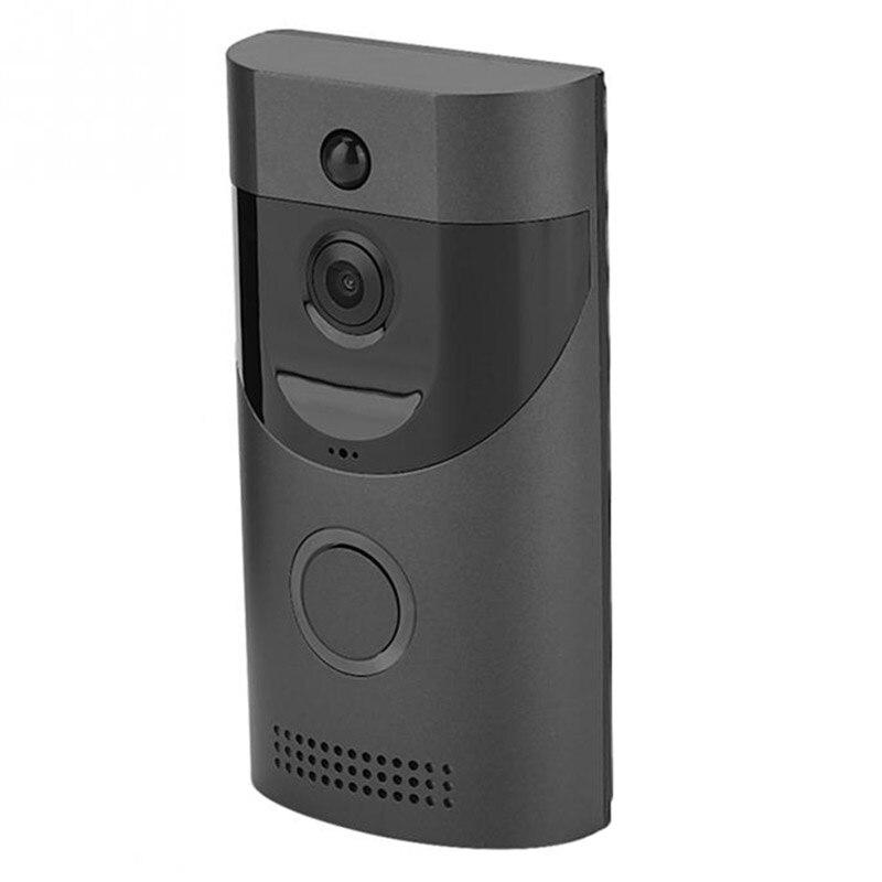 Wireless Wifi Smart Doorbell Video Intercom Infrared Home Security
