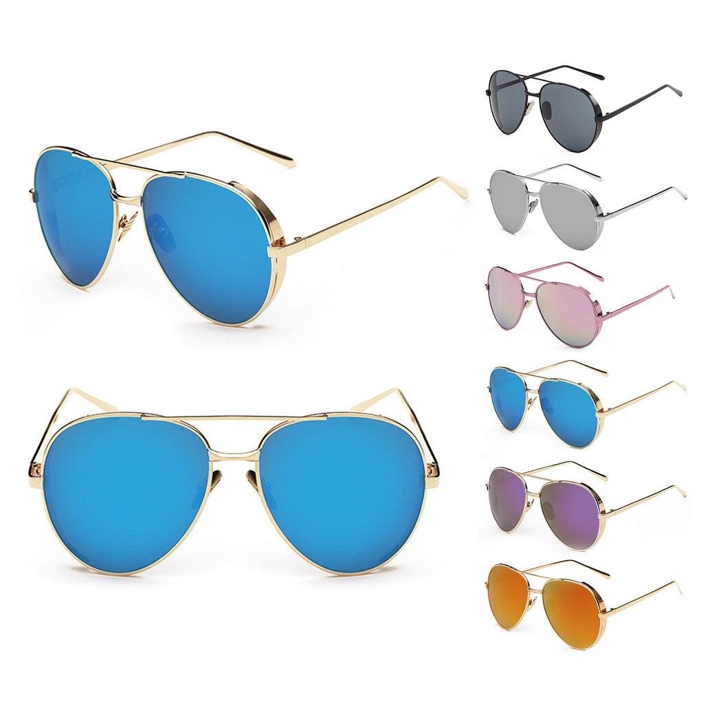 Bekleidung Zubehör Sonnenbrille 2018 Mode Zubehör Kinder Gradienten Jungen Mädchen Kinder Multicolor Brille Nette Uv Schutz Mode Brillen Einfach Zu Schmieren