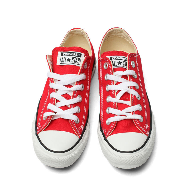 converse shoes red color