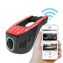 Cheaper SLIVERYSEA Wifi Car DVR Digital Video Recorder Camcorder Dash Camera 1080P Night Version Novatek 96655 Cam Can Rotate #B1235