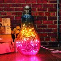 30 LED String Licht 1,5 Watt USB Kugelbirne LED Lichterkette Warmweiß Weihnachten Hochzeit Schlafzimmer Dekor DC5V