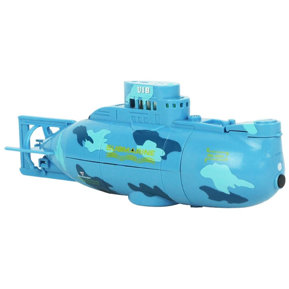 Gelernt Rc Bereit Zu Laufen Mini Submarine Schnellboot Modell High Powered 3,7 V Große Modell Rc Submarine Outdoor Spielzeug Mit Die Fernbedienung Ferngesteuertes U-boot