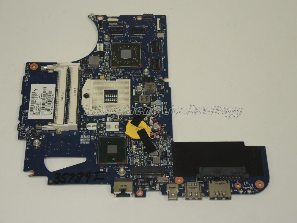 где купить  45 days Warranty  laptop Motherboard For hp ENVY14 608365-001 for intel cpu with 8 video chips non-integrated graphics card  дешево