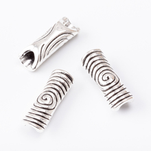 20pcs  Scattered beads Tibetan silver jewelry alloy fit Chamilia bracelet DIY js2010
