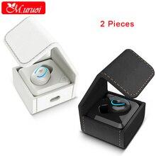 M. uruoi 1 combo (2 unidades) auriculares con micrófono auriculares Bluetooth auriculares manos libres en el oído kulakl K para teléfono móvil