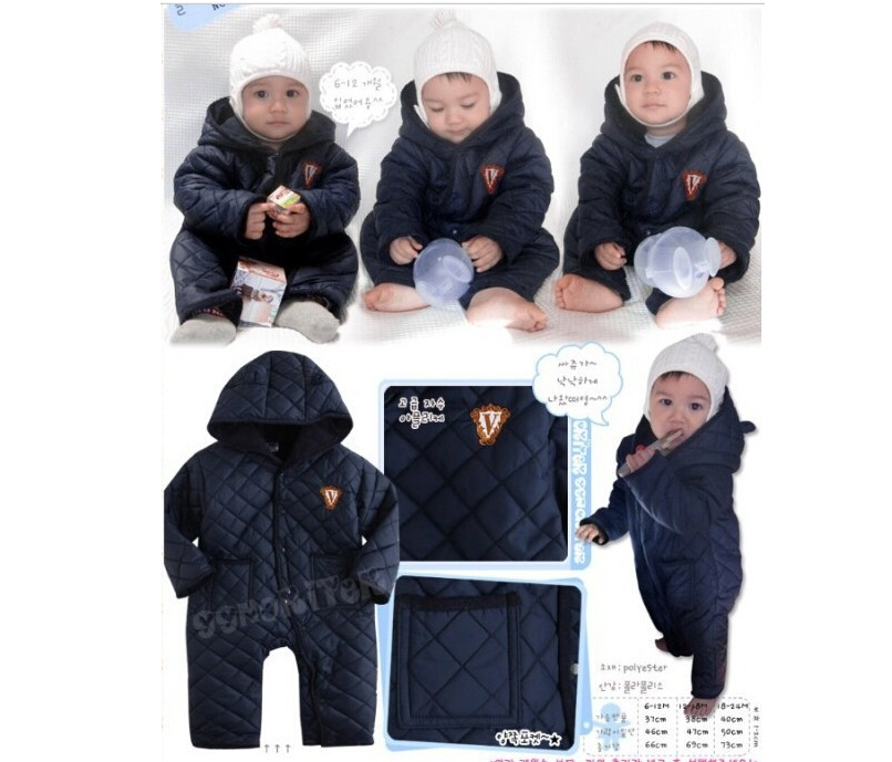 buy new 2016 winter clothes baby girl winter clothes baby romper warm clothing. Black Bedroom Furniture Sets. Home Design Ideas