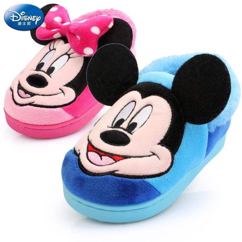 Disney children warm cotton <b>shoes</b> autumn and <b>winter</b> new men and ...