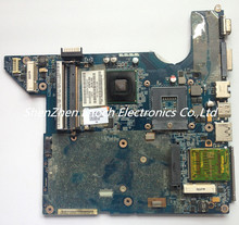 For HP compaq DV4 laptop motherboard integrated GM45 486724-001 JAL50 LA-4101P DDR2