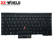 Backlit-Keyboard Thinkpad T430 W530 T430S Teclado French New for T430i/T430s/T530/..
