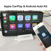 Carlinke CarPlay USB DONGLE With Touch Screen Control For Android Navigation DVD System Car