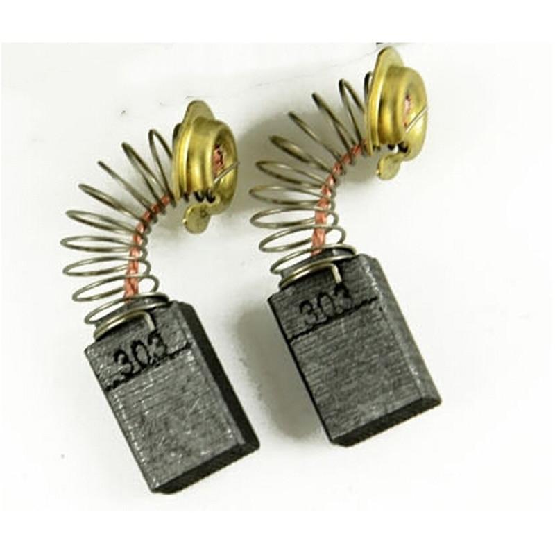 "CARBON BRUSHES FOR MAKITA GA5010Z 10.5A 5/"" Angle Grinder DA4030 1//2/"" Angle Drill"
