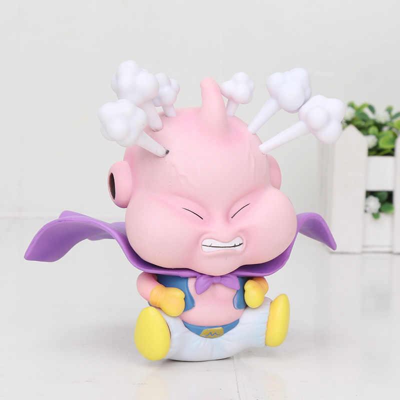 Hot Dragon Ball Z Buu Majin boo Boo Garoto mal Lutador anime Dragonball Broly Ação Brolly Ohzaru frieza Vegeta Freeza figura de brinquedo