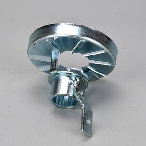 Estabilizador constante da chama da placa para o queimador 73mm redemoinho de ar para o queimador, anel do bocal do pulverizador de óleo do fogo