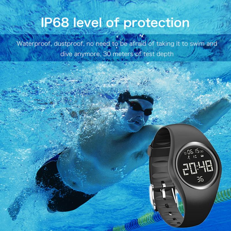 Calangdar colorful smart watch dynamic detection digital intelligent sports fitness female creative creative fashion waterproof Calangdar colorful smart watch dynamic detection digital intelligent sports fitness female creative creative fashion waterproof