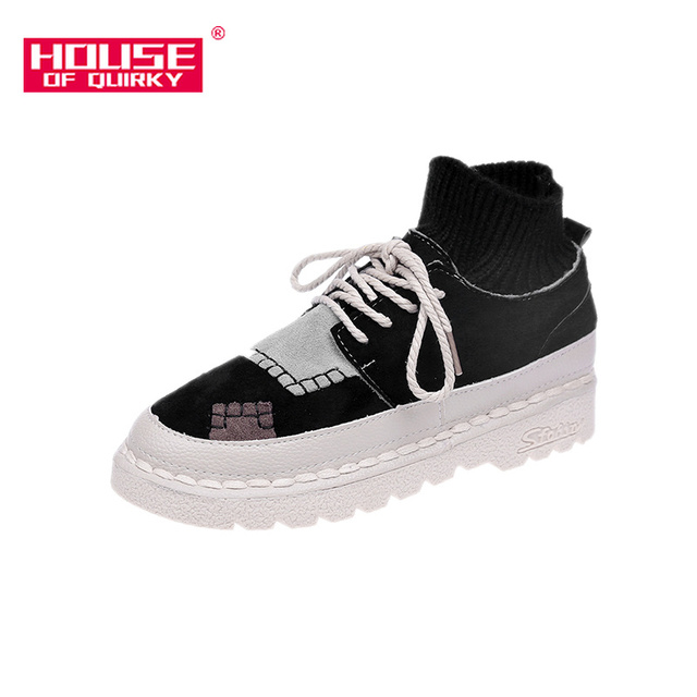 Winter Women Boots New Wool Socks Boots Fashion Comfortable Flats Riding Boots  Womens Ankle Boots Ladies Casual Shoes sneakers 24e4b973cc6b